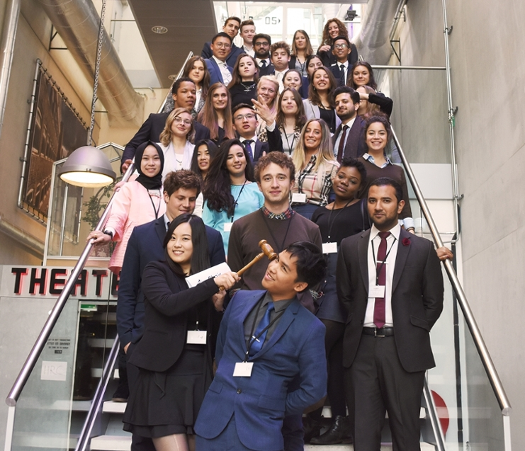 PPLE students launch DamMUN: an Amsterdam-style Model UN ...